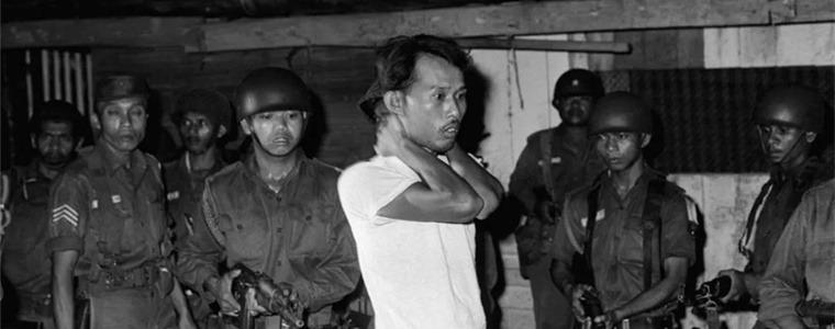 印尼反共屠杀与其背后美国指使的真相